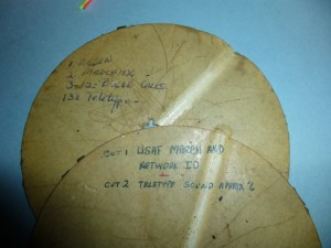acetate labels presto turntable
