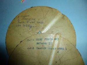 acetate labels presto turntable