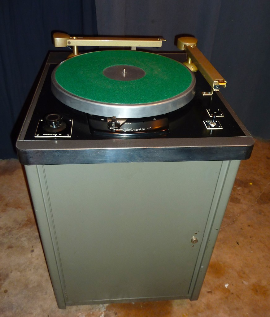 presto turntable t-68 transcription verrando txsound